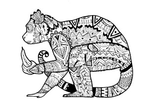 Free Animal Coloring Pages Animal Coloring Pages Forults Printable Lol To Print Worksheets Kids