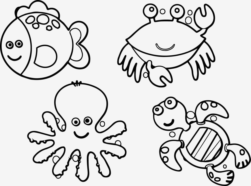 Free Animal Coloring Pages Free Animal Coloring Pages Easy Adult Unique 20231501 Attachment