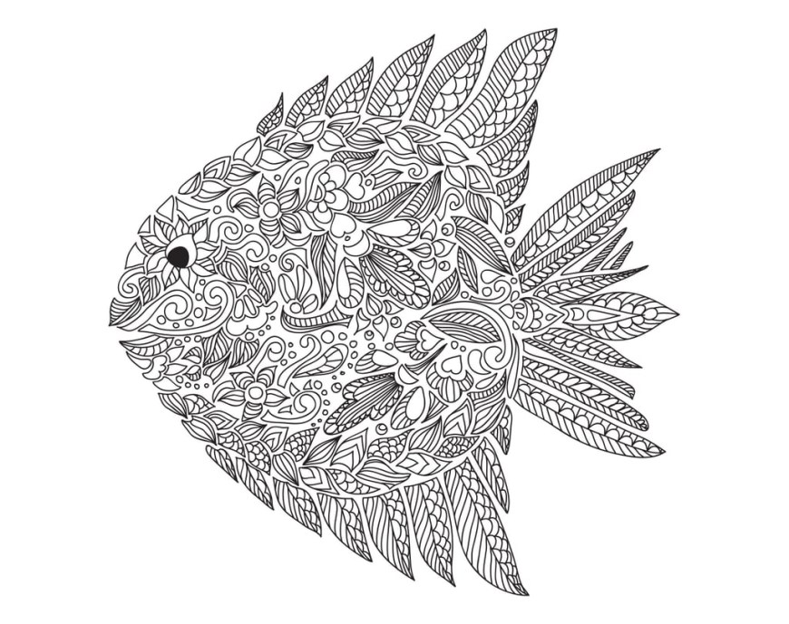 Free Coloring Pages Adults Free Coloring Pages For Adults Popsugar Smart Living
