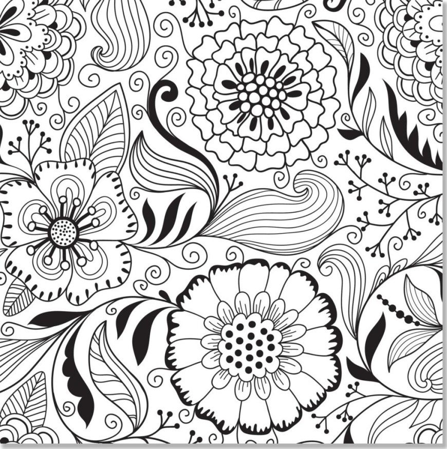 Free Coloring Pages To Print Print Adult Coloring Pages Az Free At Vietti
