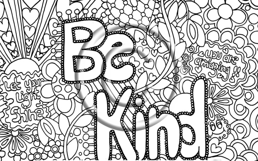 Free Coloring Pages To Print Psychedelic Coloring Pages Print At Getdrawings Free For