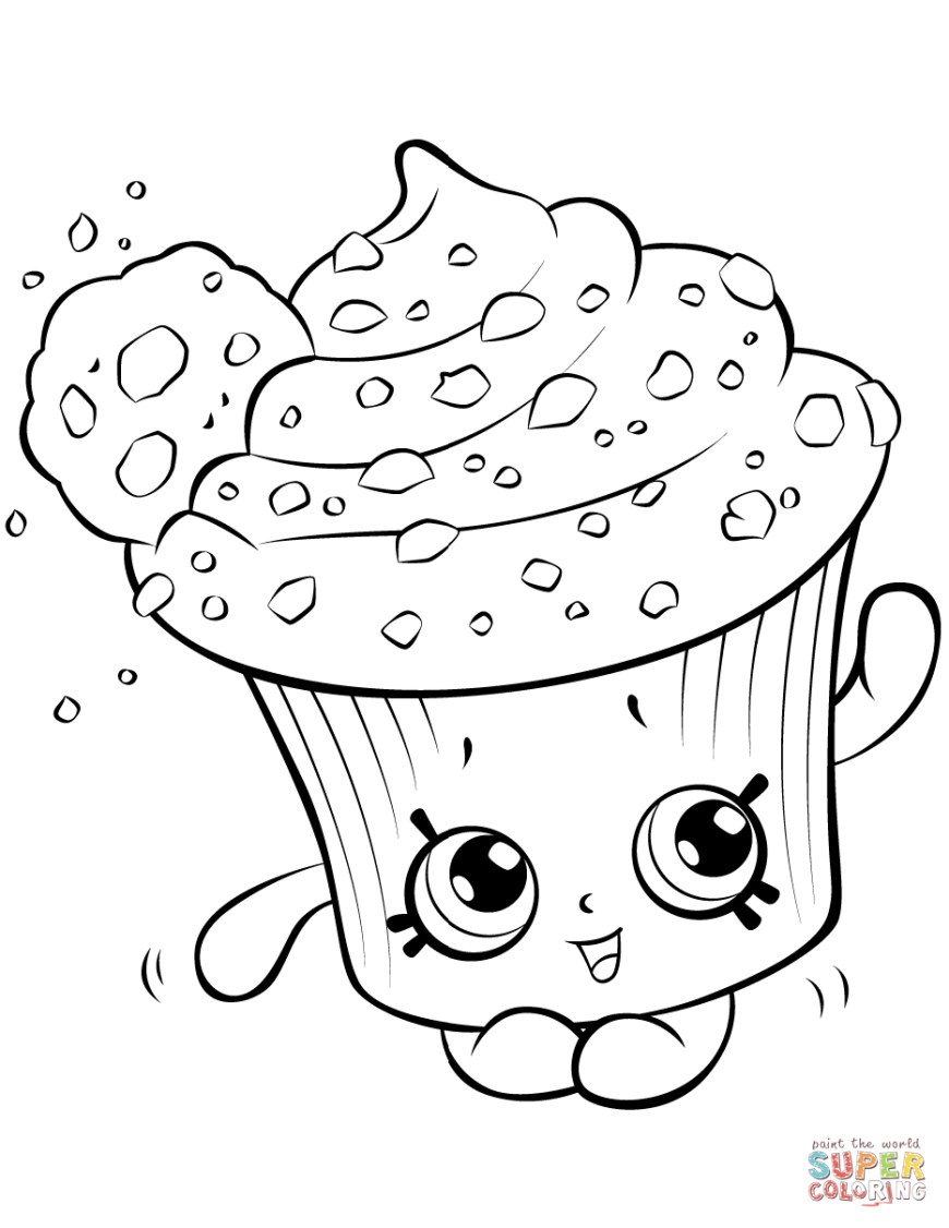 Free Shopkins Coloring Pages Shopkins Coloring Pages Free Coloring Pages