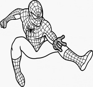 Free Spiderman Coloring Pages Spiderman Coloring Pages Free With Fantasy Also Printable For Kids