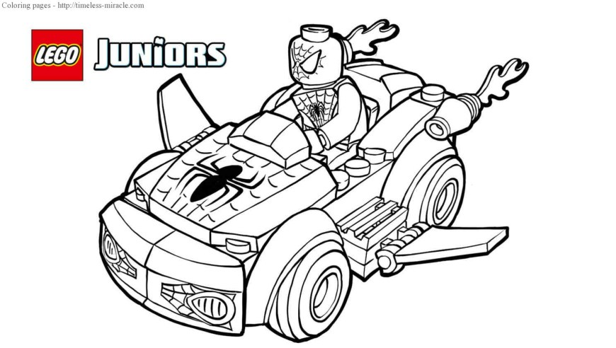 Free Spiderman Coloring Pages Spiderman Coloring Sheet Free Printable Lego Car Pages For Adults