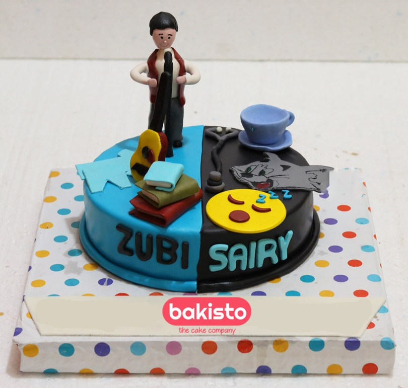 Fun Birthday Cakes Daily Fun Birthday Cake Bakistopk Lahore Free Delivery