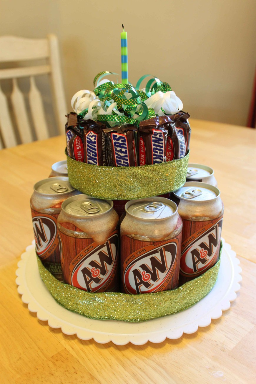 Fun Birthday Cakes Pinching Your Pennies Fun Gifts Pinterest Gifts Diy Fathers