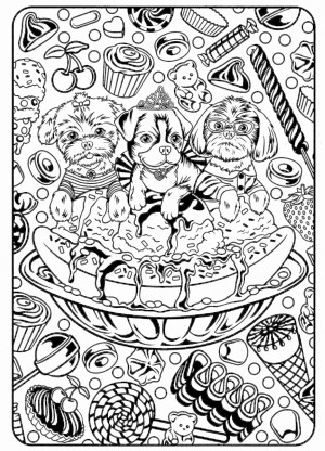 Funny Coloring Pages Halloween Color Palette Coloare Funny Coloring Pages For Adults