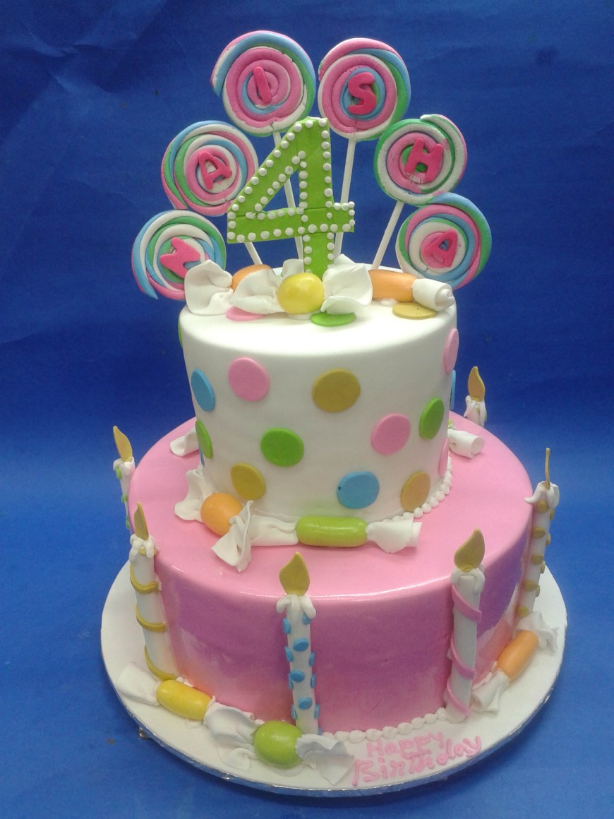 Girl Birthday Cake Ideas 3d Girls Birthday Theme Cakes For Kids Deliciae Cakes