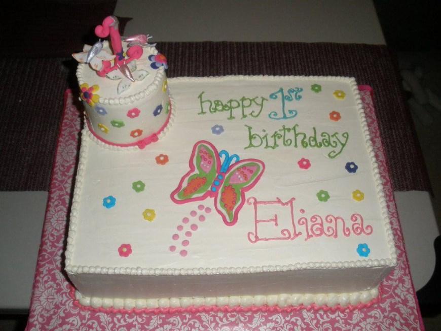 Girl Birthday Cake Ideas Ba Girl Birthday Cake Ideas Wedding Academy Creative Pretty