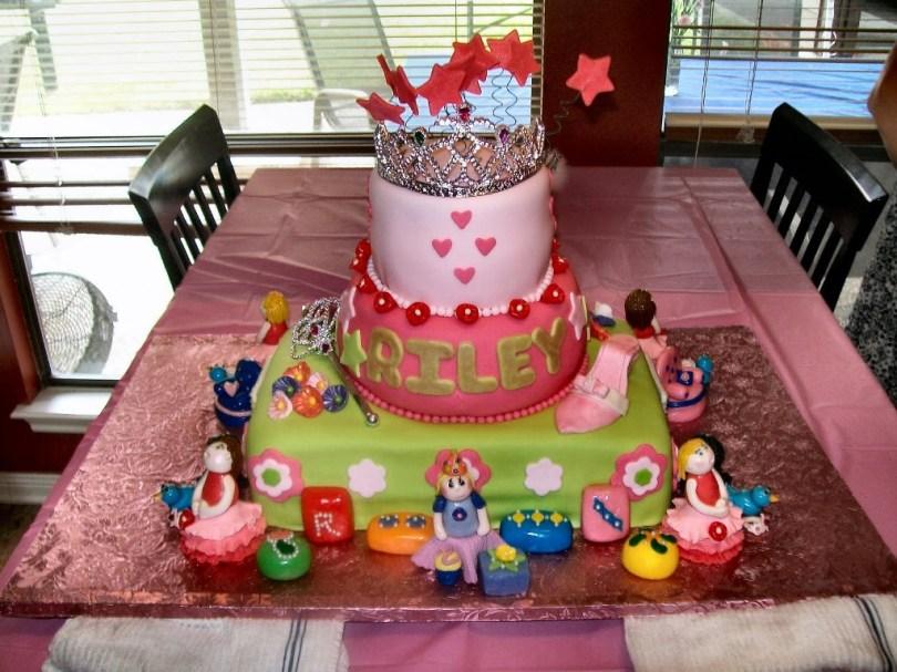 Girl Birthday Cake Ideas Birthday Cakes For Girls Age 5 Protoblogr Design Beautiful