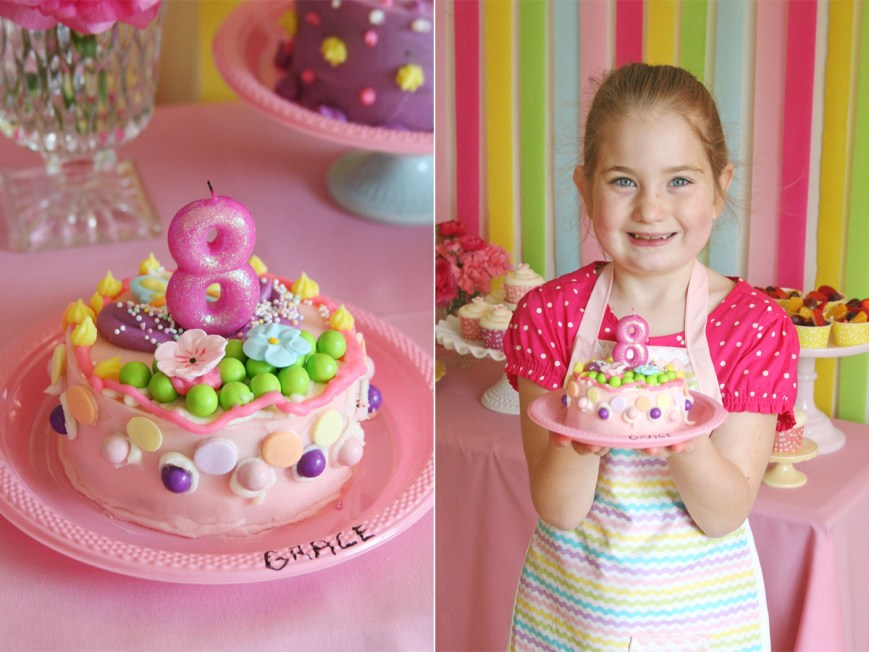Girl Birthday Cake Ideas Graces Cake Decorating Party Glorious Treats