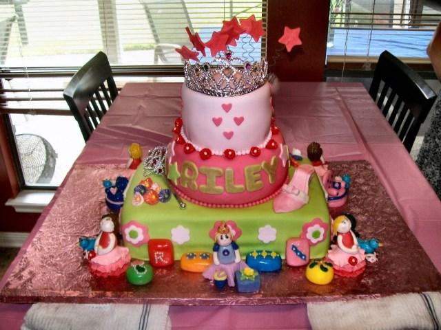 Girls Birthday Cakes Birthday Cakes For Girls Age 5 Protoblogr Design Beautiful