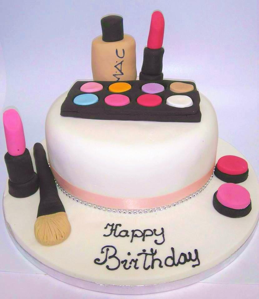 Gluten Free Birthday Cakes Gluten Free Mac Make Up Cake Mannings Bakery