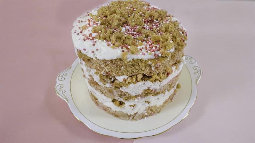 Gluten Free Birthday Cakes Vegan Milk Bar Confetti Birthday Cake Recipe Dolled Up Desserts
