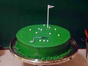 Golf Birthday Cakes Golfer Birthday Cakes