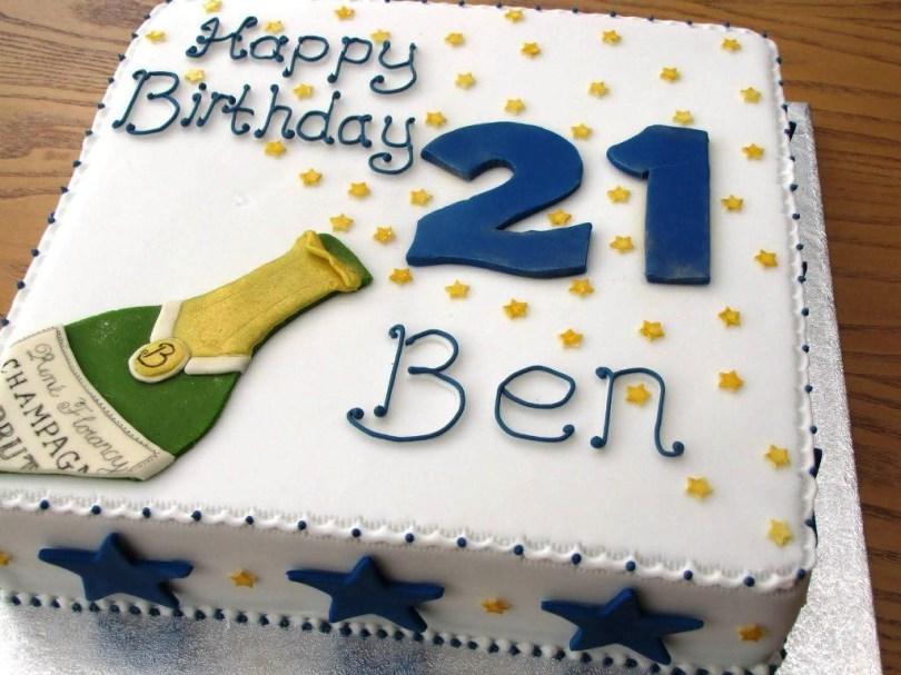 Happy Birthday Cake For Men Best St Birthday Cake Ideas Cake Ideas For Mens 40th Birthday Cake