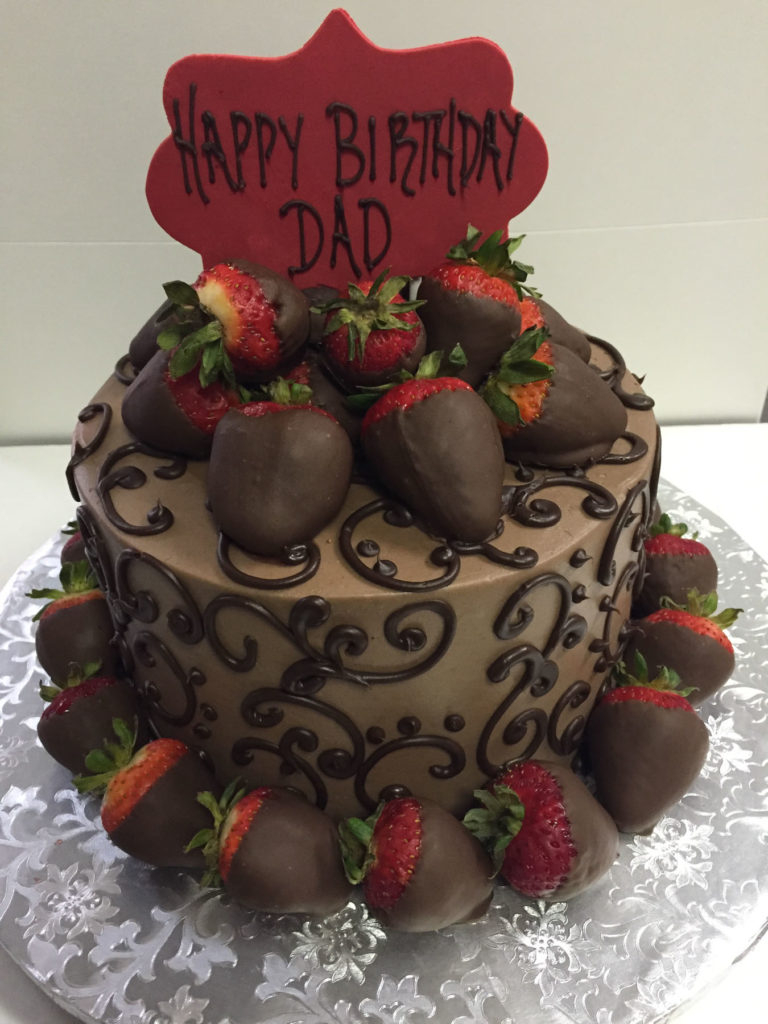 Happy Birthday Cake For Men Mens Birthday Cakes Nancys Cake Designs