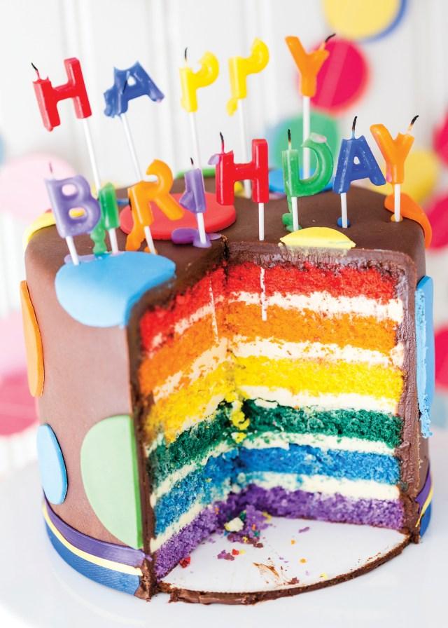 Happy Birthday Cake Images Happy Birthday Pride Cake Phrootz