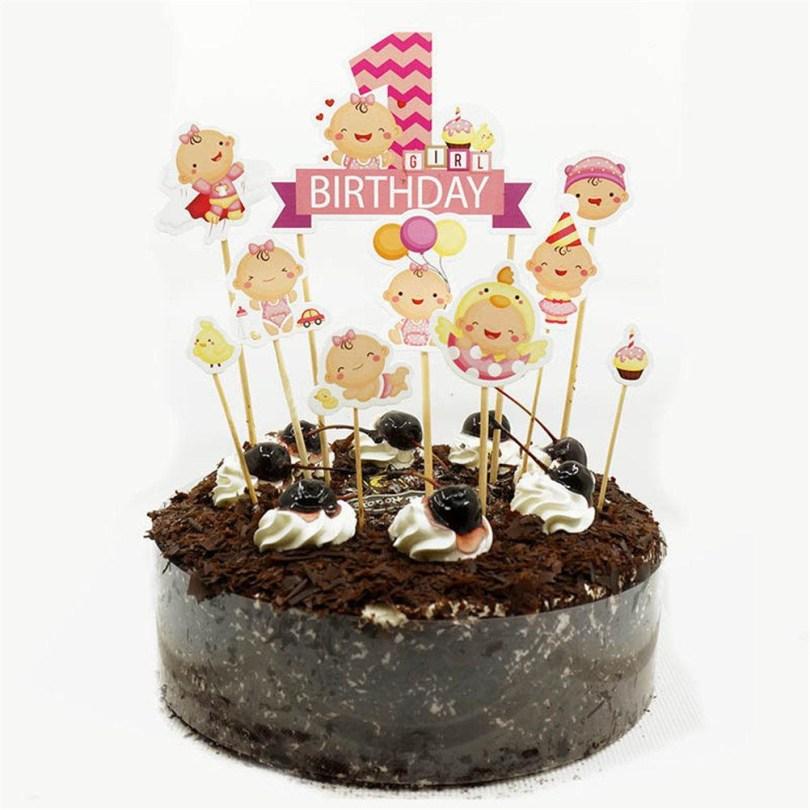 Happy Birthday Cake Topper Grohandel Happy Birthday Cake Topper Autos Stamm Ba Shower