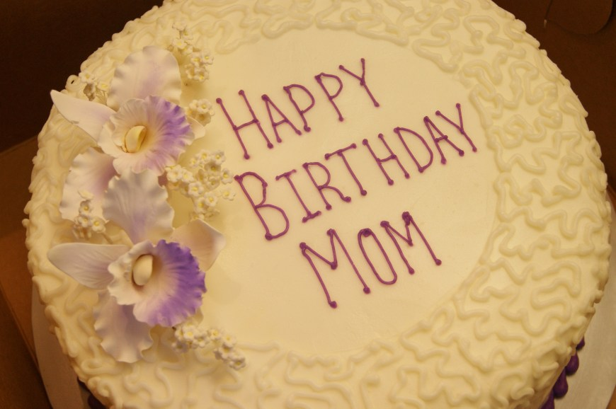 Happy Birthday Mom Cake 9 59 Birthday Cakes For Mother Photo Happy Birthday Mom Cake