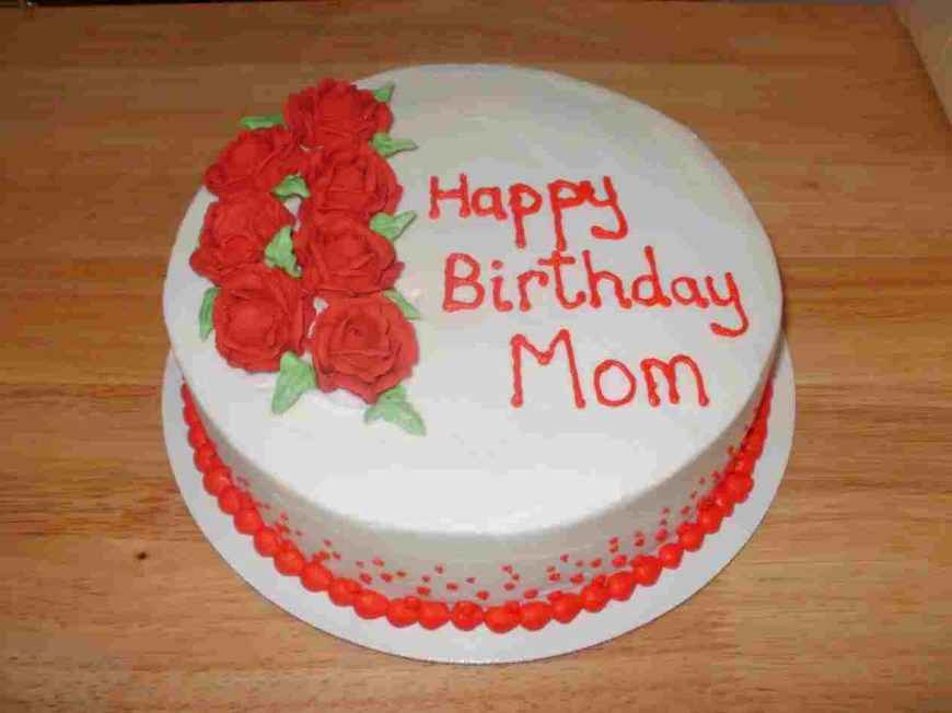 Happy Birthday Mom Cake Birthday Mummy Cake S Mum Photo Rhsnackncom Mom Beautiful