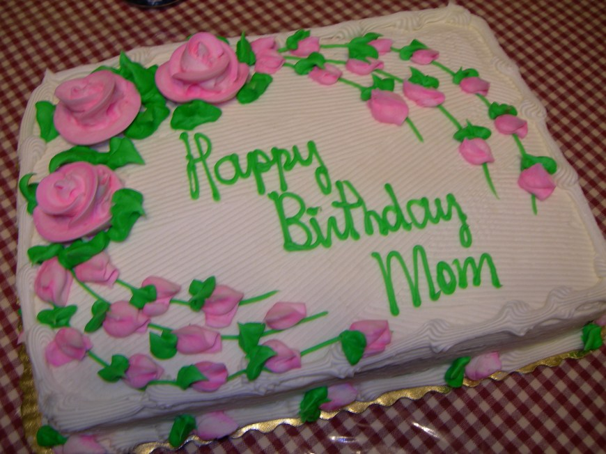 Happy Birthday Mom Cake Happy Birthday Mom Crushmonkeys Blog