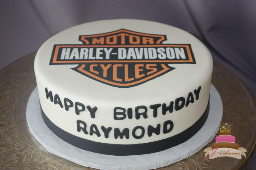 Harley Davidson Birthday Cakes 174 Harley Davidson Birthday Cake Birthday Cakes Pinterest