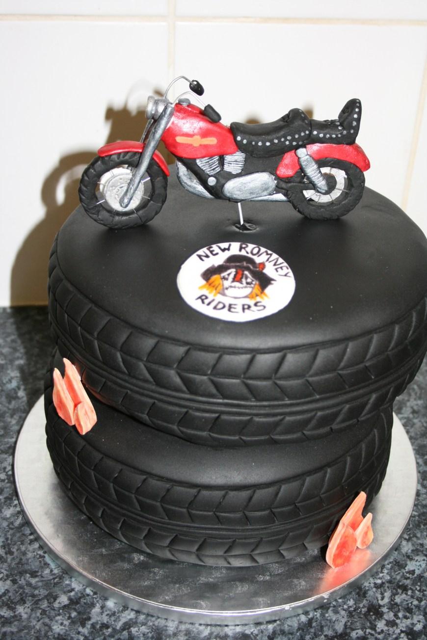 Harley Davidson Birthday Cakes Harley Birthday Cakes