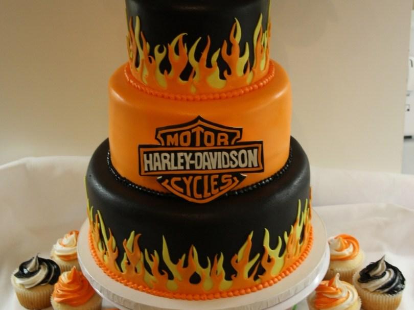 Harley Davidson Birthday Cakes Harley Davidson Cake Cakecentral