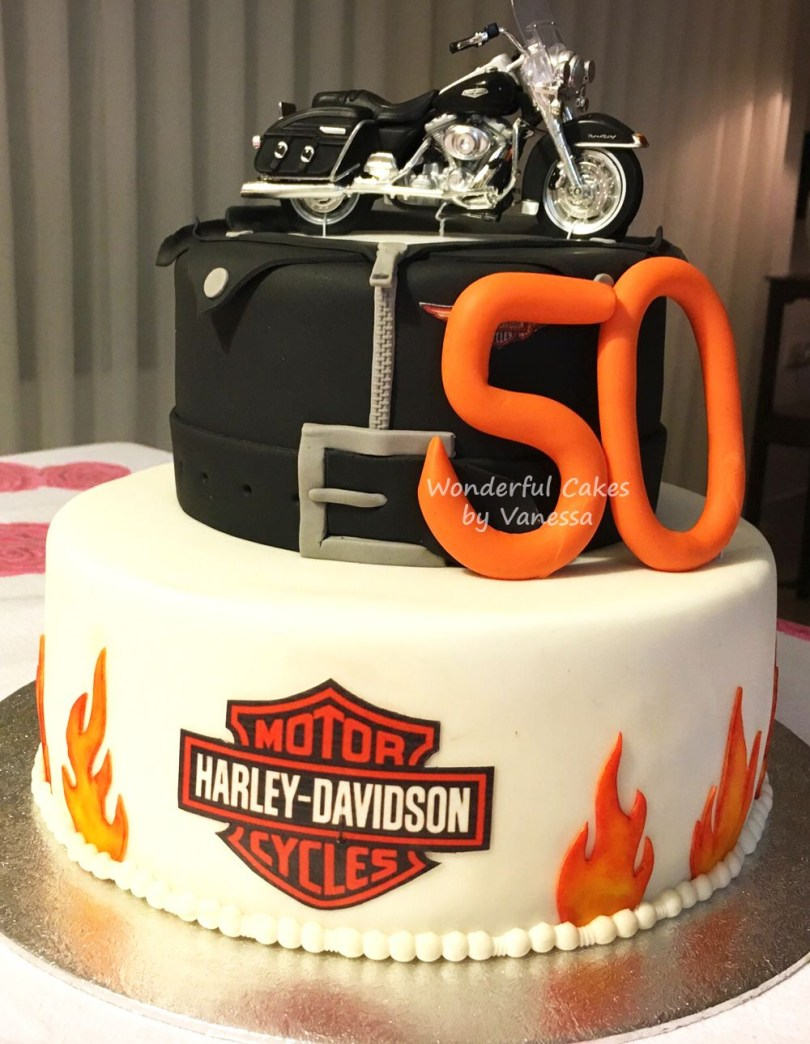 Harley Davidson Birthday Cakes Harley Davidson Cake Cakes In 2018 Pinterest Harley Davidson