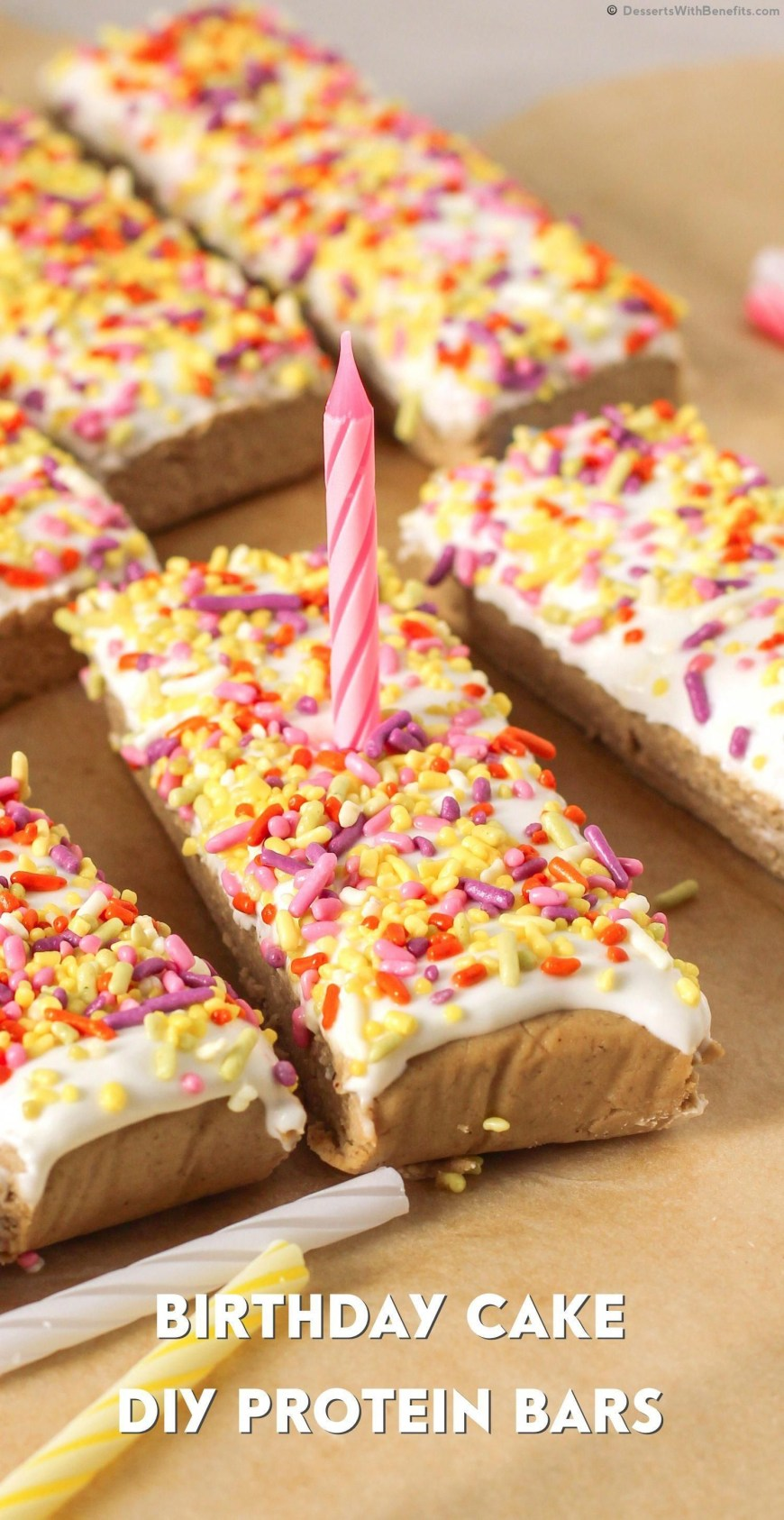 Healthy Birthday Cake Healthy Birthday Cake Diy Protein Bars From The Diy Protein Bars