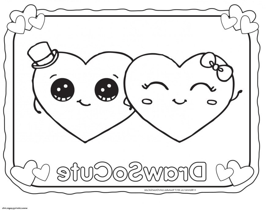 Hearts Coloring Pages Heart Coloring Pages Mysyria