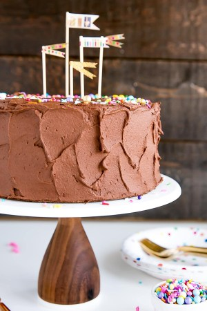 Homemade Birthday Cake Recipe Classic Birthday Cake Liv For Cake
