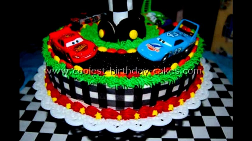 Hot Wheels Birthday Cake Beautiful Ideas Hot Wheels Cake Car Themed Party Youtube