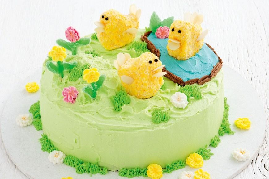 Images Of Birthday Cake Three Little Ducks Cake