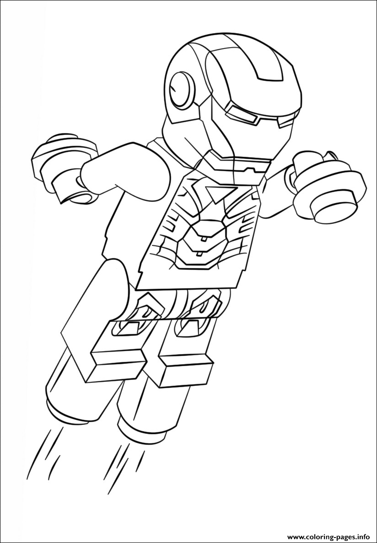 Iron Man Coloring Page Anakin Skywalker Ausmalbilder Galerie Print Lego Iron Man Coloring