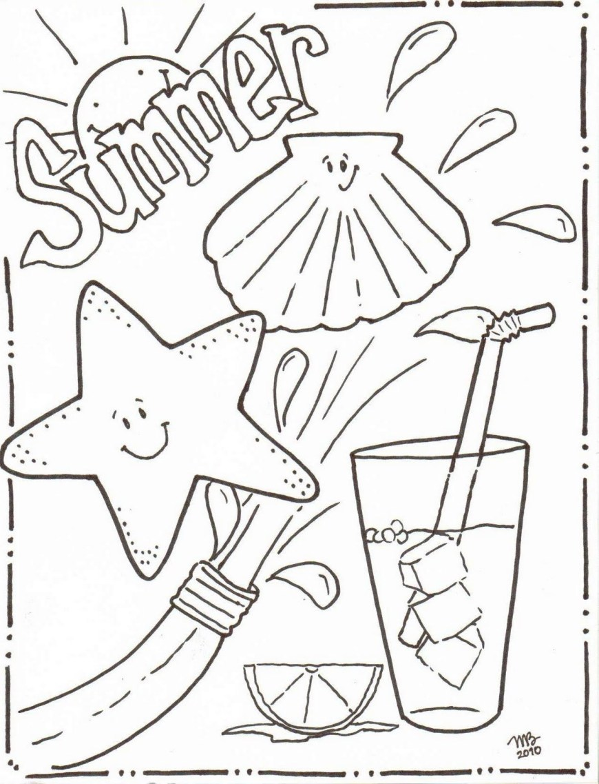 June Coloring Pages Free Printable Coloring Pages June Coloring Home