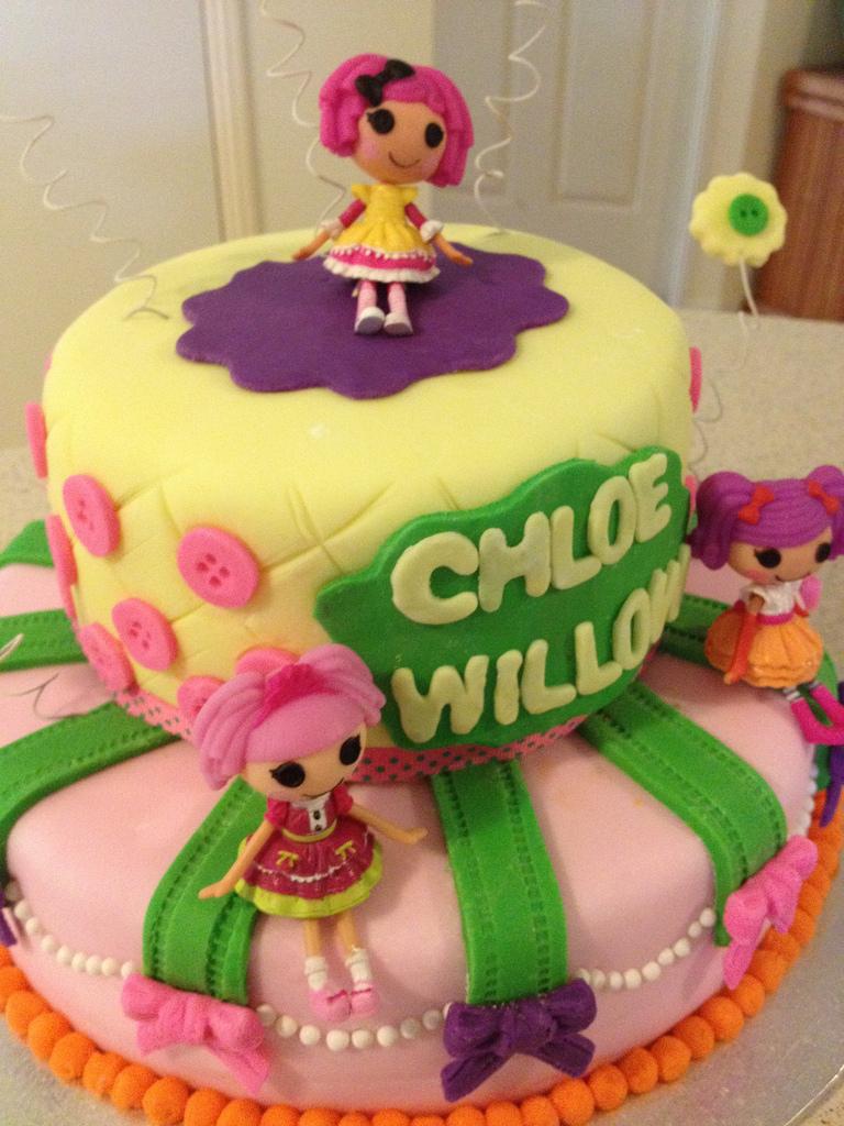 Lalaloopsy Birthday Cake Lalaloopsy Birthday Cake Lalaloopsy Birthday Cake Made Wit Flickr