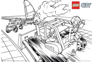 Lego City Coloring Pages Police From Lego City Coloring Pages Free Printable Coloring Pages