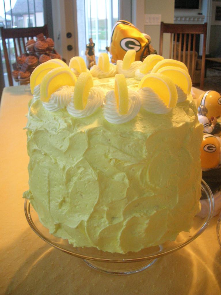Lemon Birthday Cake Lemon Birthday Cake Impossibly High Lemon And Sugar Ecsta Flickr