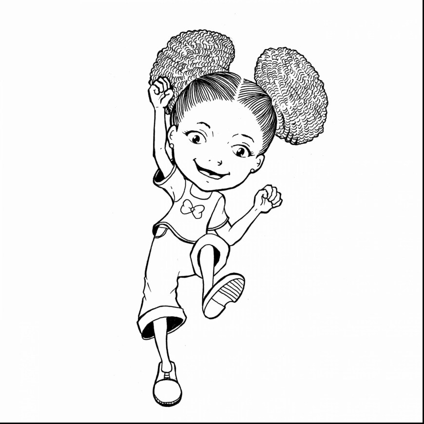 Little Girl Coloring Pages Little Girl Coloring Pages Girls Drawing At Getdrawings Com Free For