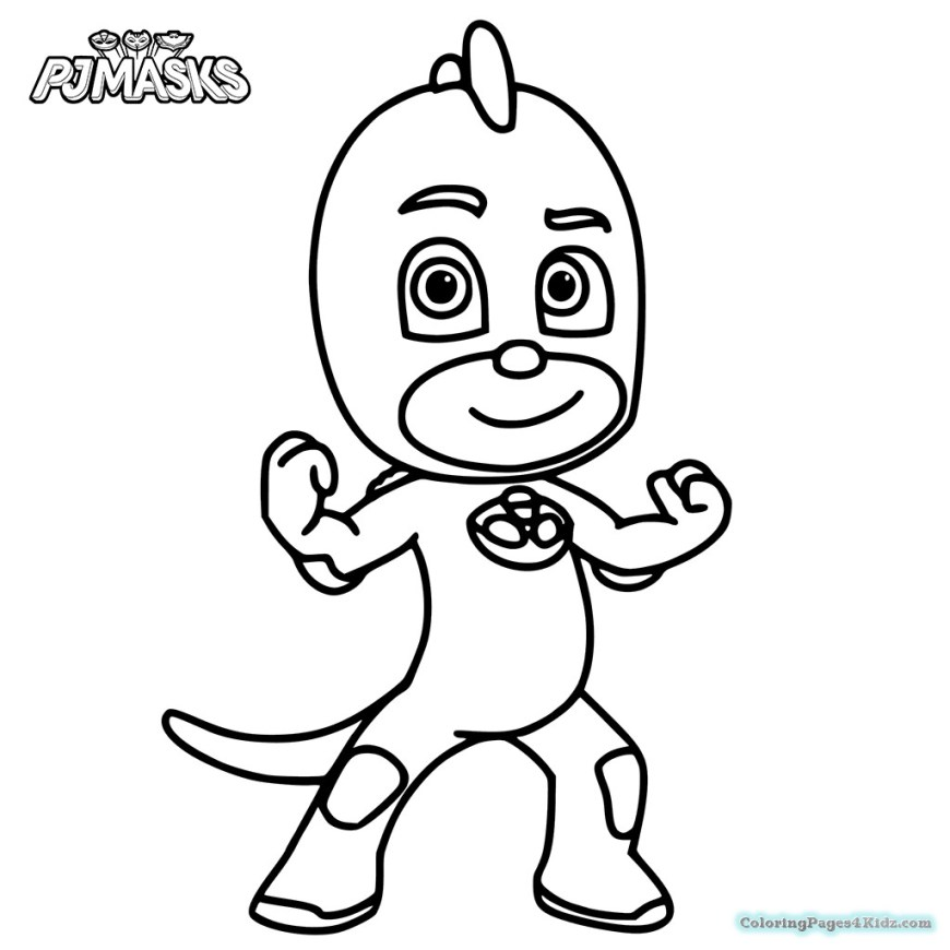 Mask Coloring Pages Pj Masks Coloring Pages Unique 28 Collection Of Pj Mask Drawing Easy