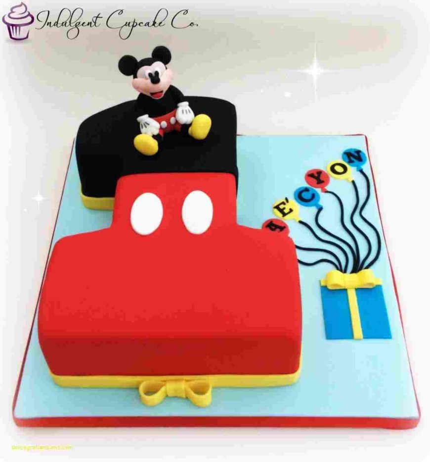 Mickey Birthday Cake Mickey Birthday Cake Png Personcentredplanning