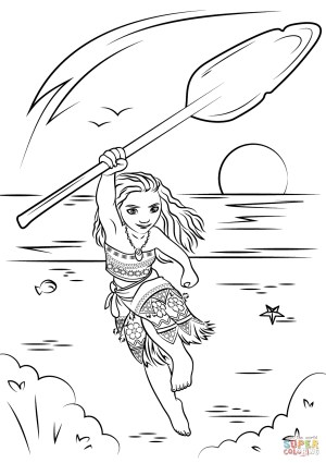 Moana Coloring Pages Pdf Coloring Pages Moana Page Free Printable 10601500 Attachment