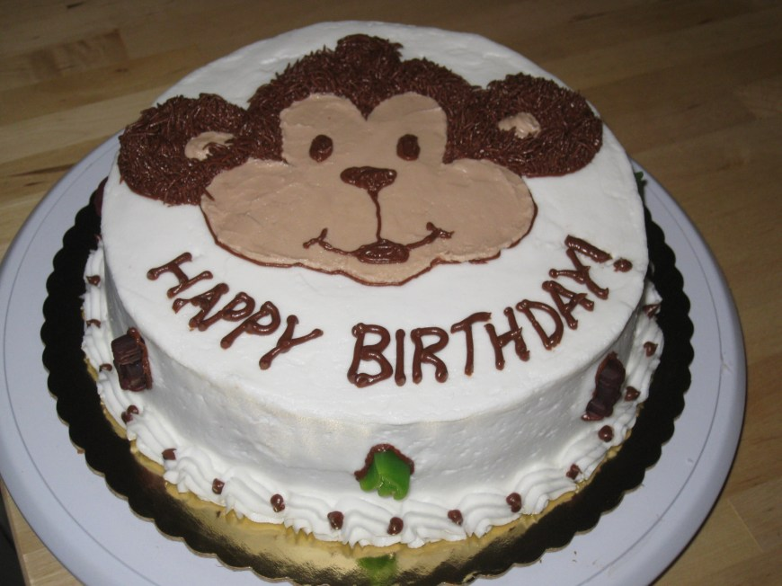 Money Birthday Cake Monkey Cakes Decoration Ideas Little Birthday Cakes