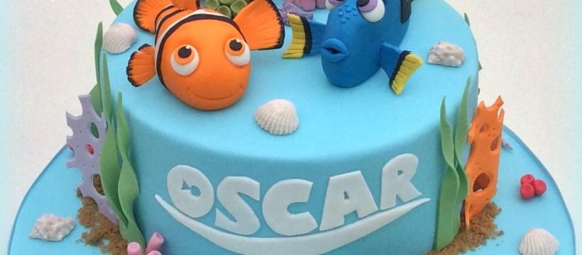 Nemo Birthday Cake Finding Nemo Cake Carter Nemo Nemo
