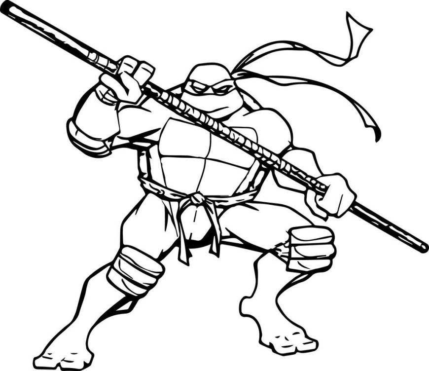 Ninja Coloring Page Ninja Coloring Pages Turtles For Adults Free Printable Coloring Pages
