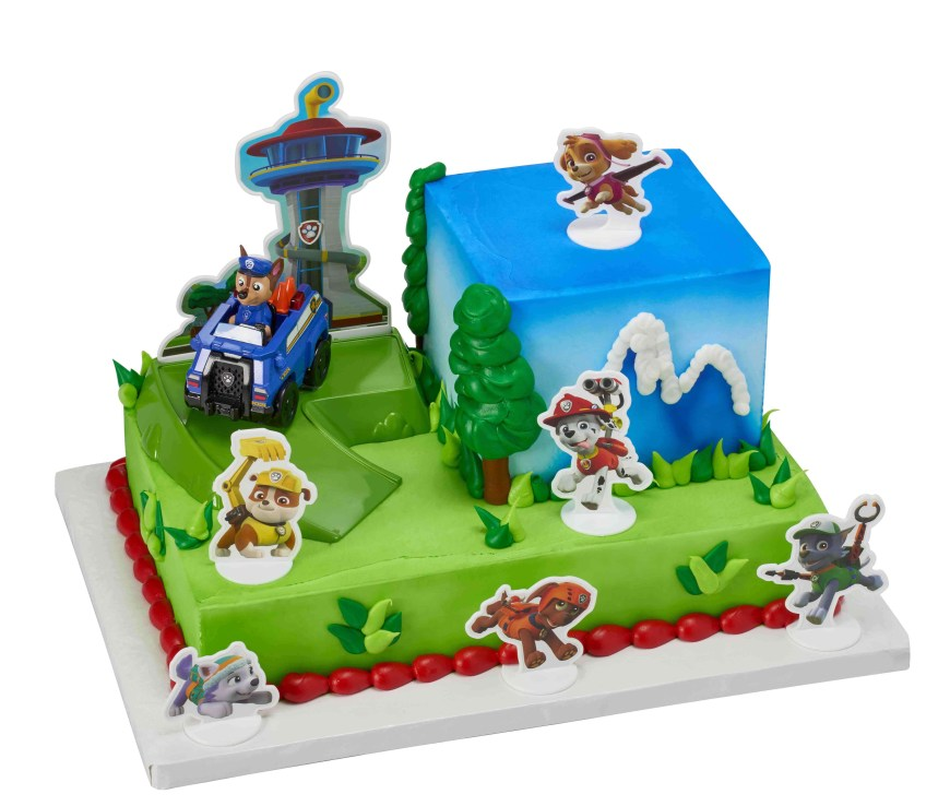 Paw Patrol Birthday Cake Ideas Calgary Co Op Cakes Calgary Co Op
