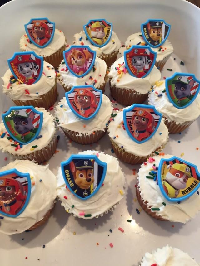 Paw Patrol Birthday Cake Ideas Cupcakes Paw Patrol Cupcake Cake Or Paw Patrol Party Cake Ideas