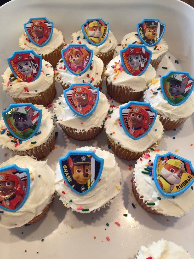 Paw Patrol Birthday Cake Ideas Cupcakes Paw Patrol Cupcake Cake Or Paw Patrol Party Cake Ideas